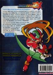 Verso de Megaman ZX -1- 1/2