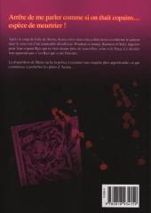Verso de Revenge Classroom -4- Tome 4