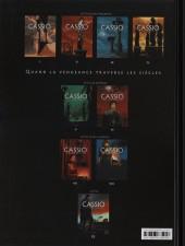 Verso de Cassio -9- L'empire des souvenirs