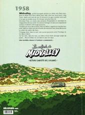 Verso de Les enfants de Midvalley -1- La Nuit de l'horloger