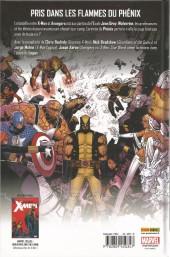 Verso de Wolverine and the X-Men -2- Avengers vs X-Men