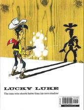 Verso de Lucky Luke (en anglais) -254- Rodeo