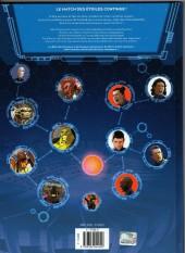 Verso de PSG Heroes -2- Péril Galactique