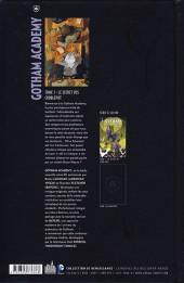 Verso de Gotham Academy -1- Le Secret des Cobblepot