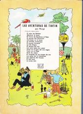 Verso de Tintín (Las Aventuras de) -9- El Cangrejo de las pinzas de oro