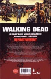 Verso de Walking Dead -23- Murmures