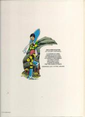 Verso de Le vagabond des Limbes -3b1983- Les charognards du cosmos