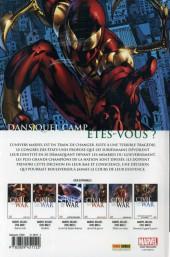 Verso de Civil War (Marvel Deluxe) -0- Prélude