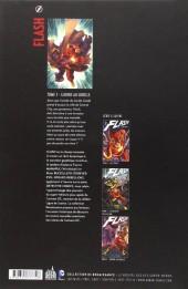 Verso de Flash (DC Renaissance) -3- Guerre au gorille