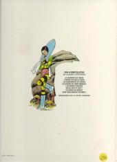 Verso de Le vagabond des Limbes -4a1983- Les démons du temps immobile
