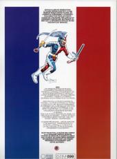 Verso de Le garde républicain -HS1TL- 2054 La renaissance d'un héros