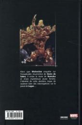 Verso de Wolverine (Marvel Dark) - Dents de Sabre: Renaissance