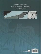 Verso de Herr doktor -1- La peste et le choléra