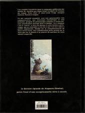 Verso de Magasin général -INTFL4- Tomes VIII & IX