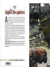 Verso de Les aigles décapitées -5a2000- Saint-Malo de l'Isle