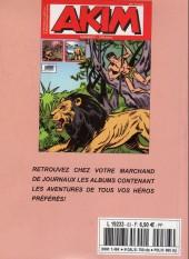Verso de Capt'ain Swing! (2e série - Mon Journal) -Rec83- Album N°83 (du n°249 au n°251)