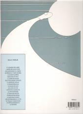 Verso de Le vagabond des Limbes -8b1990- Pour trois graines d'éternité