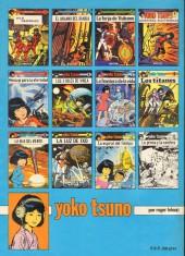 Verso de Yoko Tsuno (en espagnol) -3- La forja de vulcano