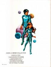 Verso de Valérian -2c1978- L'empire des mille planètes