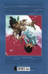 Verso de Saga (Image comics - 2012) -INT05- Saga - Volume Five