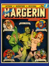 Verso de Frank Margerin présente - Tome 1