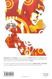 Verso de Hawkeye (100% Marvel - 2013) -4- Rio Bravo