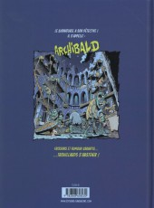 Verso de Archibald (Kim) -1- Archibald pourfendeur de monstres