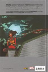 Verso de Ms. Marvel -2- Génération Y