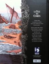 Verso de La fille des Cendres -1- Enfants des abysses