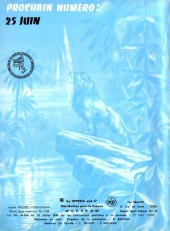 Verso de Kalar -55- La jungle en folie