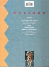 Verso de Durango -9a91- L'or de Duncan
