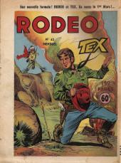 Verso de Pampa (Lug - 1re série) -6- Stormy Red - Tripot (2)