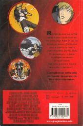 Verso de Alex Rider -1- Stormbreaker