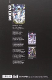 Verso de Rocket Girl (Urban Comics) -1- Tome 1