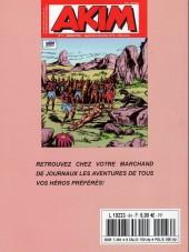 Verso de Capt'ain Swing! (2e série - Mon Journal) -Rec84- Album N°84 (du n°252 au n°254)