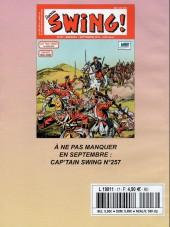 Verso de Akim (3e série) -17- Le retour de Farg la panthère - Les alliés de Farg