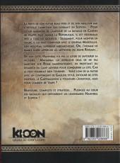 Verso de Ad Astra -7- Tome VII