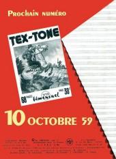 Verso de Tex-Tone -58- Les kidnappers