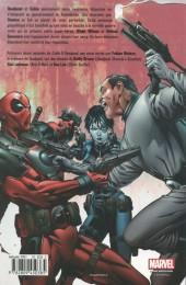 Verso de Cable & Deadpool -3- L'Effet Domino