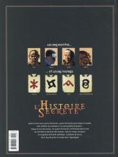 Verso de L'histoire secrète -INT07- L'Intégrale - Volumes 25 à 28