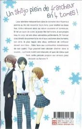 Verso de Rokka Melt - Mes adorables hommes des neiges -3- Tome 3