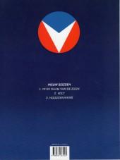 Verso de Michel Vaillant - Nouvelle saison (en néerlandais) -3- Hoogspanning