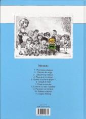 Verso de Cédric -2a97- Classes de neige