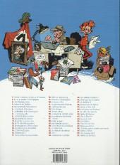 Verso de Spirou et Fantasio -HS01 c2010- L'héritage