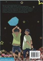 Verso de Sen & Ichi's Story