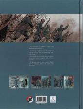 Verso de L'ambulance 13 -6- Gueule de Guerre