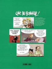 Verso de Que du bonheur ! -INT02- Petit traité des familles recomposées - Volume 2