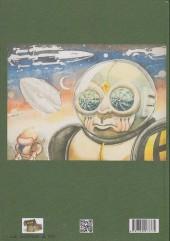 Verso de Chronique d'extraterrestres -INT- Chroniques extraterrestres - Intégrale