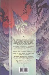 Verso de Le dévoreur de Temps -4- Sombre avènement