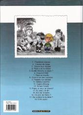 Verso de Cédric -6b2003/09- Chaud et froid